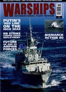 Warship Int Fleet Review Magazine Issue JUN 21