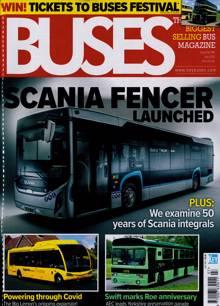 Buses Magazine JUL 21 Order Online