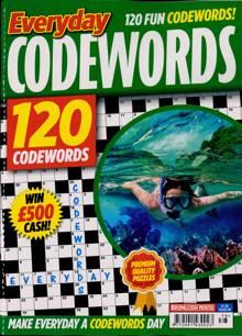 Everyday Codewords Magazine NO 78 Order Online