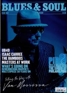 Blues And Soul Magazine NO 1052 Order Online