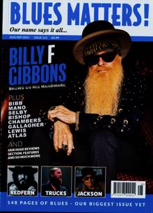 Blues Matters Magazine AUG-SEP Order Online