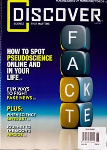 Discover Magazine Issue JUN 21