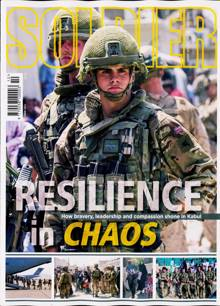 Soldier Monthly Magazine Issue OCT 21