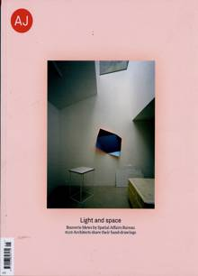 Architects Journal Magazine MAY 21 Order Online