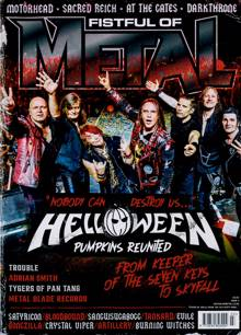 Fistful Of Metal Magazine NO 3 Order Online