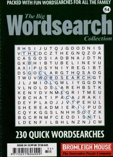 Big Wordsearch Collection Magazine NO 54 Order Online