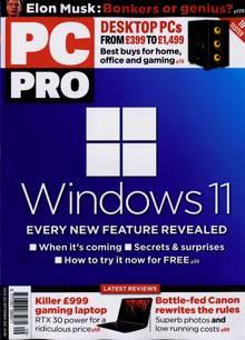 Pc Pro Magazine SEP 21 Order Online