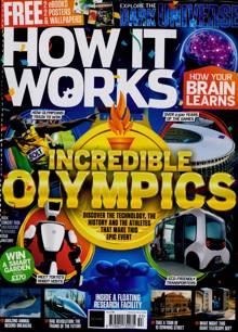 How It Works Magazine Issue NO 153