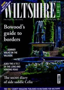 Wiltshire Life Magazine Issue AUG 21