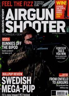 Airgun Shooter Magazine AUG 21 Order Online