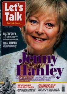 Lets Talk Suffolk Magazine Issue JUL 21
