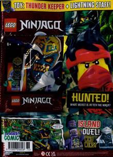 Lego Ninjago Magazine NO 76 Order Online