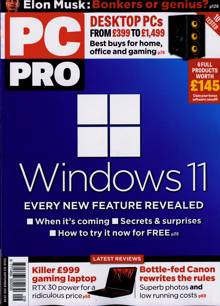 Pc Pro Dvd Magazine SEP 21 Order Online