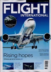 Flight International Magazine AUG 21 Order Online
