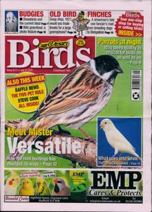 Cage And Aviary Birds Magazine Issue 21/07/2021