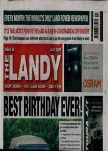 Landy Magazine JUL 21 Order Online