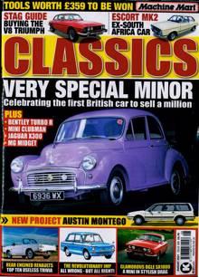 Classics Magazine Issue AUG 21