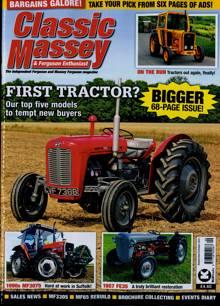 Classic Massey Ferguson Magazine SEP-OCT Order Online