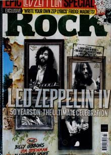 Classic Rock Magazine NO 289 Order Online