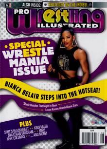Pro Wrestling Illust Magazine JUN 21 Order Online