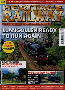 Heritage Railway Magazine NO 282 Order Online