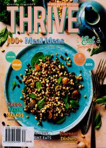 Thrive Magazine Issue NO 34
