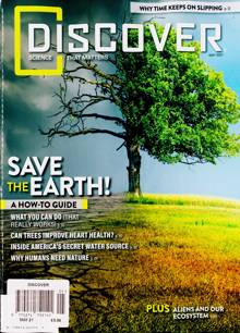 Discover Magazine MAY 21 Order Online