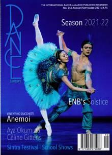 Dance Europe Magazine Issue NO 256