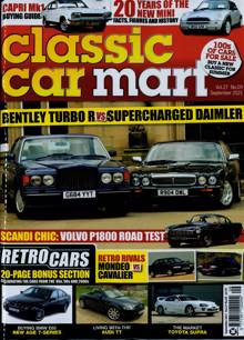 Classic Car Mart Magazine SEP 21 Order Online