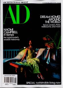 Architectural Digest  Magazine MAY 21 Order Online