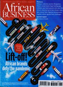 African Business Magazine JUN 21 Order Online