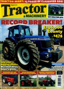 Tractor And Machinery Magazine AUG 21 Order Online