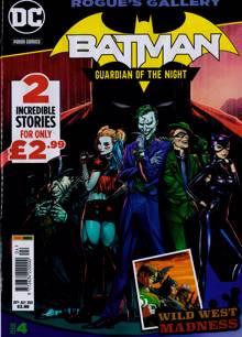 Batman Guardian Of The Night Magazine 29/07/2021 Order Online