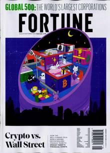 Fortune Magazine Issue AUG-SEP