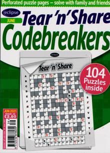 Eclipse Tns Codebreakers Magazine NO 39 Order Online