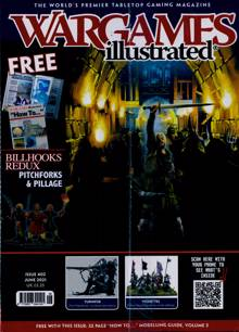 War Games Illustrated Magazine Issue JUN 21
