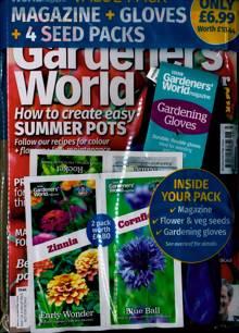 Bbc Gardeners World Magazine JUN 21 Order Online