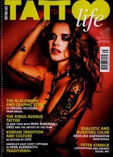 Tattoo Life Magazine NO 131 Order Online
