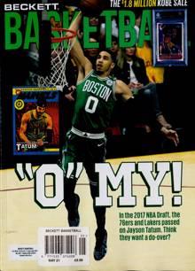 Beckett Basketball Magazine Issue MAY 21