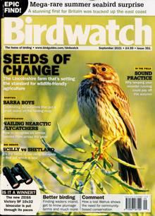 Birdwatch Magazine Issue SEP 21