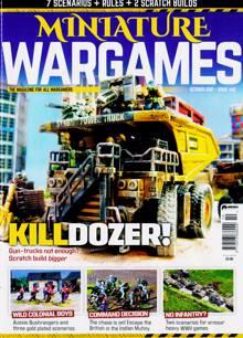 Miniature Wargames Magazine Issue OCT 21