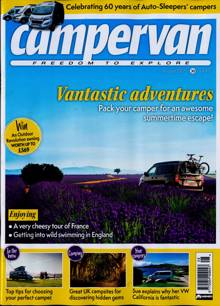 Campervan Magazine AUG 21 Order Online
