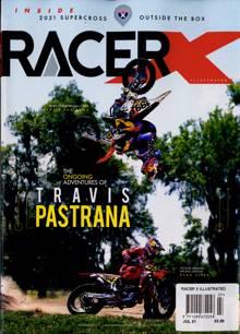 Racer X Illustrated Magazine Issue JUL 21