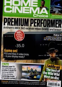 Home Cinema Choice Magazine JUN 21 Order Online