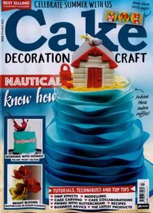 Cake Decoration Sugarcraft Magazine Issue JUL 21