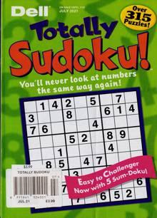 Totally Sudoku Magazine JUL 21 Order Online