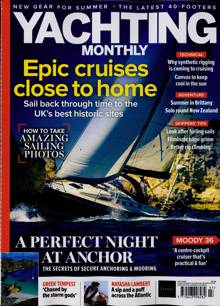 Yachting Monthly Magazine Issue JUL 21