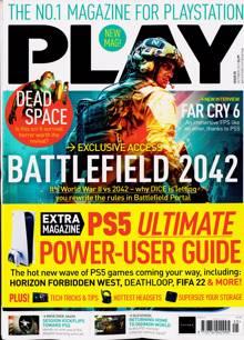 Play Magazine OCT 21 Order Online