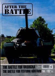 After The Battle Magazine NO 192 Order Online