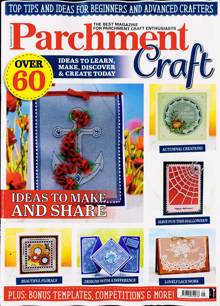 Parchment Craft Magazine Issue SEP-OCT